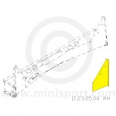 MCR11.23.05.03 LH Bracket Crossmember to Inner wing - Mini MK1/2