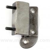 CZH202OE Mini RH genuine upper door hinge, internal type