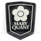 DAB10001 Mini Mary Quant Bonnet Badge