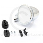 Mini right hand Adjustable Bullet Mirror