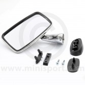 Classic Mini leftthand door mirror