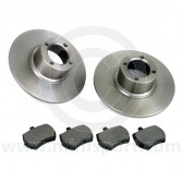 "GBD90806KIT Standard replacement 8.4"" front brake kit  to suit all Minis 1984 onwards with 12"" wheels."