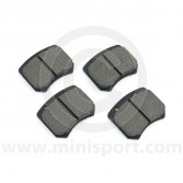 "GBP103MIN A set of Mintex standard front brake pads for Mini Cooper S and early 1275GT models fitted with 10"" wheels."