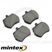 GBP281MIN Mintex Standard Brake Pad set - Mini 1984 on