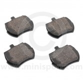 GBP281 Brake Pad set - Mini '84 on with 8.4'' discs