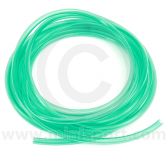 Plastic Overflow Hose 1/4'' Bore - 100cm