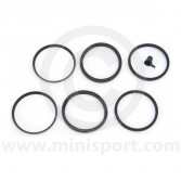 "GRK5008 Brake caliper seal kit for the 1984 onwards Mini 8.4"" caliper"