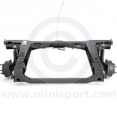 HMP241002 genuine Mini rear subframe fully assembled and ready to fit