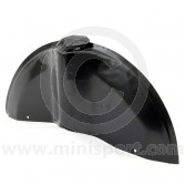 HMP441011 Left rear wheel arch inner skin with shocker mount, to suit all Mini saloon models '59-'01