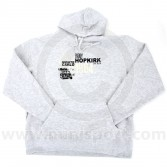 Paddy Hopkirk Monte Carlo Celebration Hoody in Heather Grey