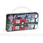 Paddy Hopkirk Mini iPhone 4/4s Case - 33EJB Reflection