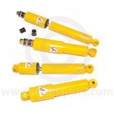 KONSPORT80-1KIT Koni Sport set of 4 adjustable Mini shock absorbers