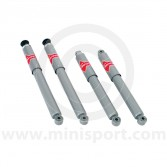 KYB55201KIT KYB GAS-A-JUST set of 4 Mini shock absorbers