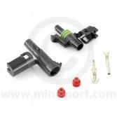 Waterproof Connector Single wire kit - 20amp