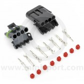 Waterproof Connector Four wire kit - 20amp