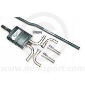"LS01W/B Maniflow 1 3/4"" Arbarth Style Single Box Mini System"