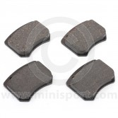"MLB20/55 A set of Mintex M1155 competition brake pads for Mini Cooper S and early 1275GT models fitted with 10"" wheels. (GBD103)"