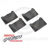 Brake Pad Set - Mini Sport Alloy Caliper - M1144