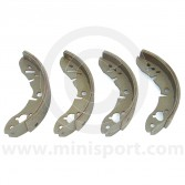 MLR17M20 Mintex competition Mini front brake shoe set