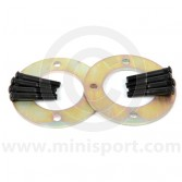 Cooper 5mm Wheel Spacer Kit by Mini Sport