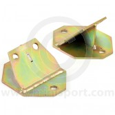 MSLMS0530 Mini front subframe solid rear mounts pair