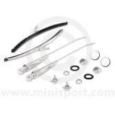 Stainless Wiper Kit - RHD