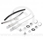 Stainless Wiper Kit - LHD