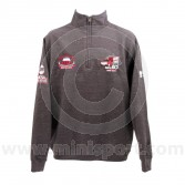Mini Sport's Team 1/4 Zip Sweatshirt for IMM2019
