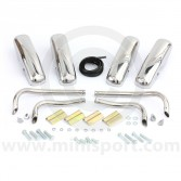 MSSK026 - Mini MPi Overrider and Corner Bar kit