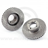 "NAM6450G/7.9 7.9"" grooved vented brake discs"