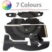 Monte Carlo Interior Panel Kit - 12 Piece - Offset Speedo LHD - Mini Saloon 70 on