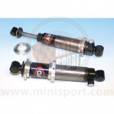 PA240 Avo adjustable Mini front coil over lowered shock absorber each