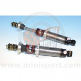 PA241 Avo adjustable Mini rear lowered coil over shock absorber each