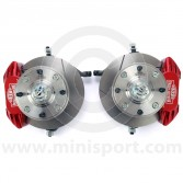 Paddy Hopkirk Brake System Assembly  for Mini Cooper S with 7.5'' Discs