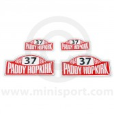 Paddy Hopkirk Sticker Pack
