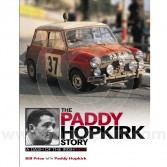 Paddy Hopkirk Book - Limited Edition Signed