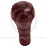 Burr Walnut Gearknob