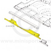 MCR21.41.02.00 Rear Subframe Mounting Crossmember - Mini Traveller