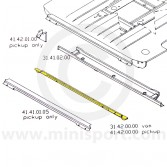 MCR41.42.00.00 Rear Valance Centre - Mini Pick-up