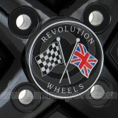 Revolution Centre Cap - to suit 13'' wheels