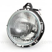 S5819B LHD complete headlamp assembly to suit all Mini models 1959 to 1996