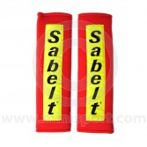 Sabelt Harness Pads 50mm - pair