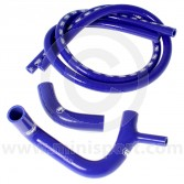 Samco Silicone Hose Kit - Clubman 1098 - Blue