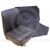 Mini Mk3 Front and Rear Seat Cover Kit