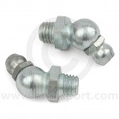 SMB39 Mini Grease Nipple - 45 Degree - Pair