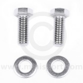 Oil filter housing fitting kit for classic Mini models