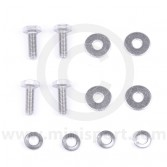 Cooling fan fitting kit for Classic Mini models