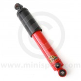 SPANGM11-158RMS Spax red adjustable Mini lowered front shock absorbers each