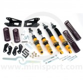SPARSX520 Spax Mini adjustable lowered coil over conversion kit
