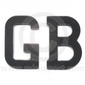 Chrome GB Boot Badge